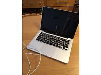 MacBook late 2008 Aluminium unibody
