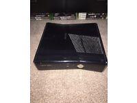 Xbox 360 slim 250gb model