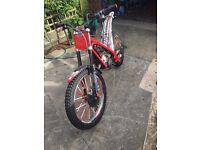 Gasgas txt 280 pro trials bike