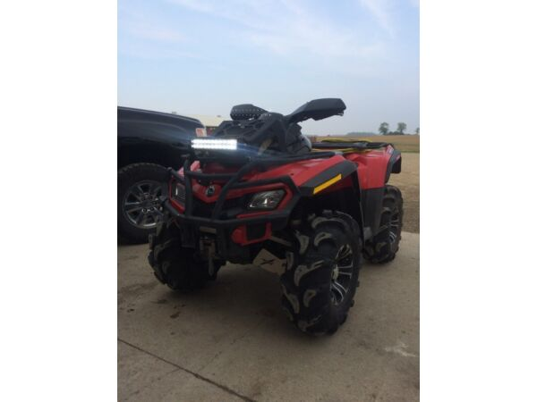 Used 2009 Can-Am 800xt