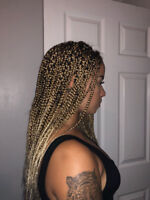 Hair braiding services- back to school special!