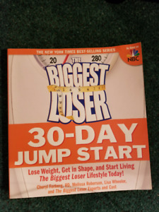 Biggest Loser Weight Loss book