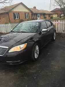 2012 Chrysler 200-Series LX Sedan Excellent Condition