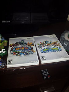 Excellent condition skylanders giants Wii game compatible Wii U