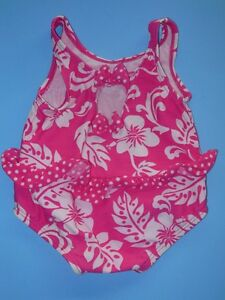 """Girls Bathing Suit from """"The Children's Place"""" Size 12 months"""