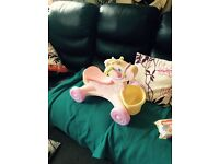 Fisher price pony toy with melodies