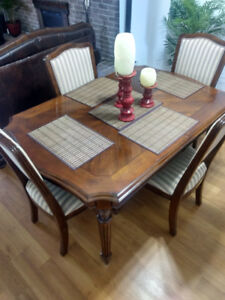 Dining room table/ wine cabinet