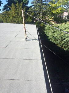 Flat Roof leaking? Let us help you, protect your investment! London Ontario image 6