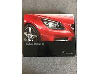 Mercedes StarGard Aftercare Kit