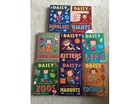 8 Daisy books by Kes Gray