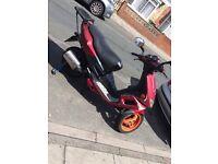Speedfight 100cc Moped