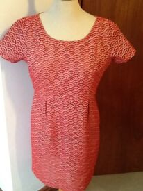 ️💛 size 12 Alice a Temperley red dress pristine