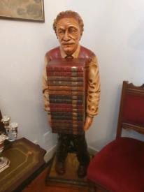 Rare Albert Einstein Statue