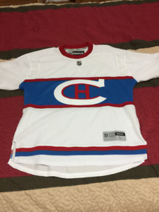 Reebok Montreal Canadiens 2016 Winter Classic NHL Hockey Jersey