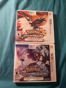 Pokemon ultra lune et ultra soleil