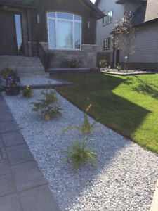 P.M.  Landscaping Inc. Landscaping Design and construction