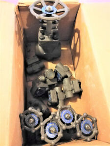 Valves - Lot Gate and Check
