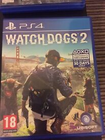 watch dogs 2 £35