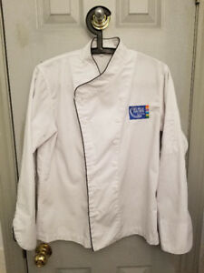 George Brown Chef's Jacket x2 Chef Pants x1 (all 2XS)