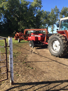 *Reduced* Dual Square Baler - Case IH 8555 and Hesston 4655