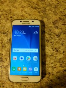 Samsung galaxy S6 32gb unlocked mint