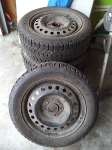 Goodyear Tires and Rims
