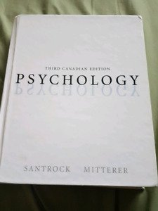 Psychology - Third Canadian Edition - Santrock Mitterer