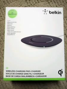 New belkin wireless charger $20