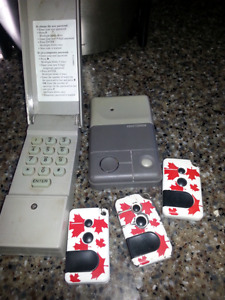 Craftsman keyless entry  plus remotes