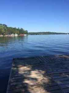 Charleston Lake Cottage for rent - 2017 reservations