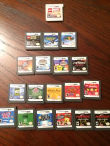 TONS of DS and 3DS Games!!!