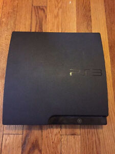 250gb ps3 with games