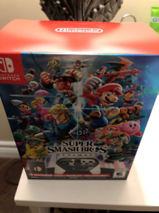 Super Smash Bros Ultimate Special Edition (NEW) (BNIB)