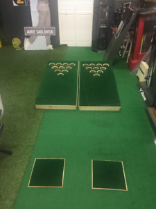 Callaway Golf Chipping Corn Hole Game