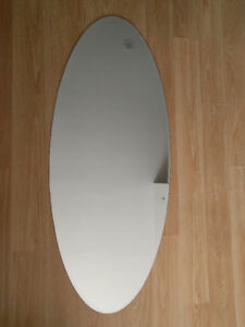 Wall Oval Ikea Mirror 140x60 cm