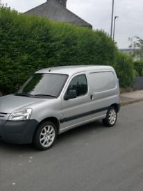 Peugeot van 07