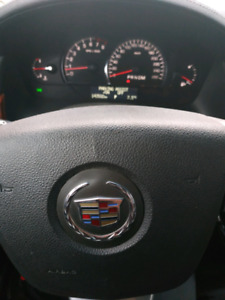 Low KM's  Cadillac SRX All wheel Drive.Fully Loaded