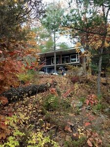 29 acre cottage retreat on Charleston Lake