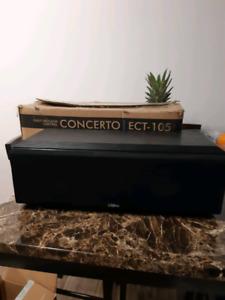 Ellipse Concerto center speaker / haut-parleur central