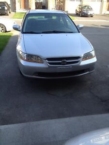 1999 Honda Accord mint condition Sedan safetied +etested include