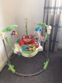Jumperoo for sale £30 reduced!!!! 😀😀😀😀😀