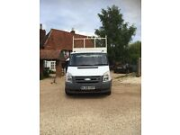 Ford Transit tipper 08. Excellent condition