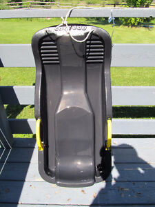 "38"" plastic sledge with brakes- made in canada Peterborough Peterborough Area image 1"