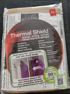 Thermal Shield - Energy Saving Curtain