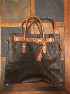Michael Kors Hamilton purse!