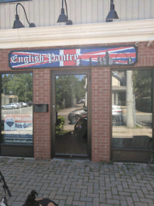650 sq ft Retail / Office space downtown Grimsby