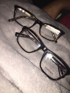 BURBERRY AND VERSACE GLASSES