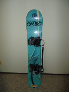 Limited, Heelside, Burton and DC board, boots and bindings