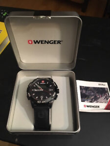 Montre pour homme Wenger Alti-Nav, Swiss Army