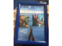 DELIVERANCE HAND SIGNED BY JOHN BOORMAN